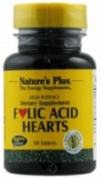 Nature´s Plus Folic Acid Heart 90 tablets