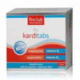 FinClub Karditabs New 60 tablet