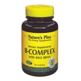 Natures Plus B Complex Rice Bran 90 tablet