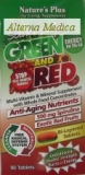 Green and Red (vitaminy a minerály) 90 tablet