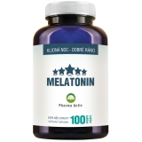 PharmaActiv Melatonin 1 mg 100 tablet