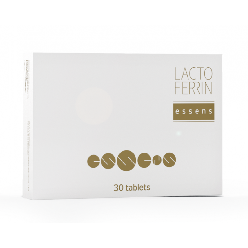 Lactoferrin Essens 30 tablet